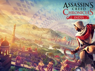 Assassin's Creed Chronicles India Gameplay Walkthrough Video