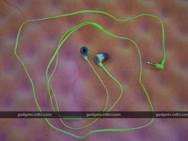 Cowon EK2 Review: Cheap and Cheerful In-Ears | NDTV