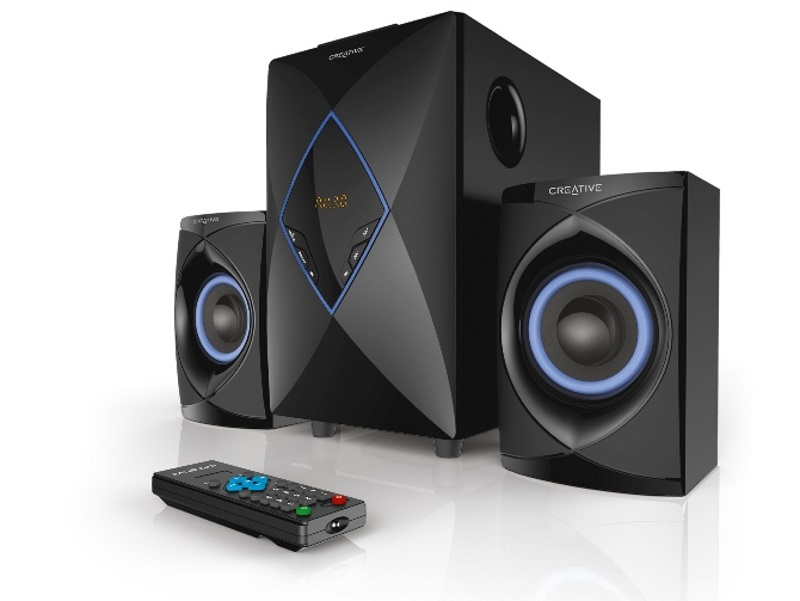 Creative SBS E2800, SBS E2400 2.1 Speaker Systems Launched in India
