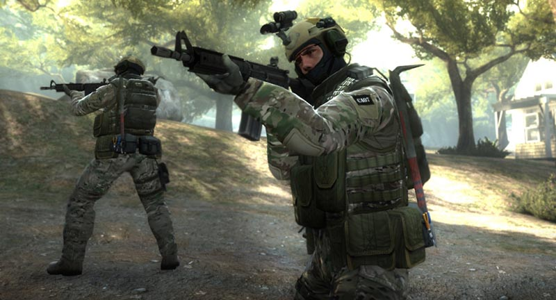 Counter-Strike: Global Offensive Free Edition Launched on
