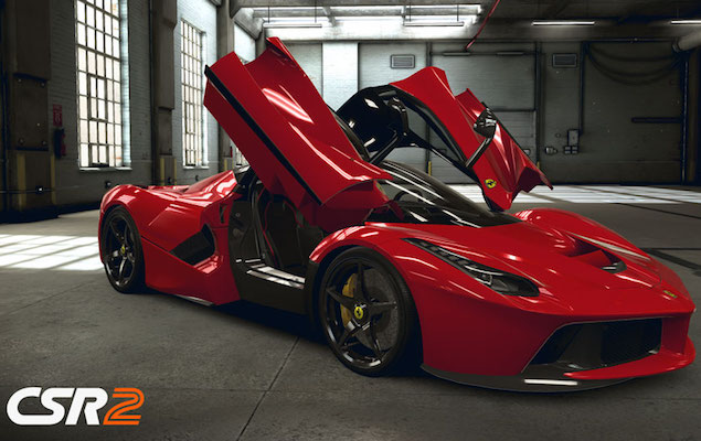 Csr2 Racing Announced For Android And Ios Technology News