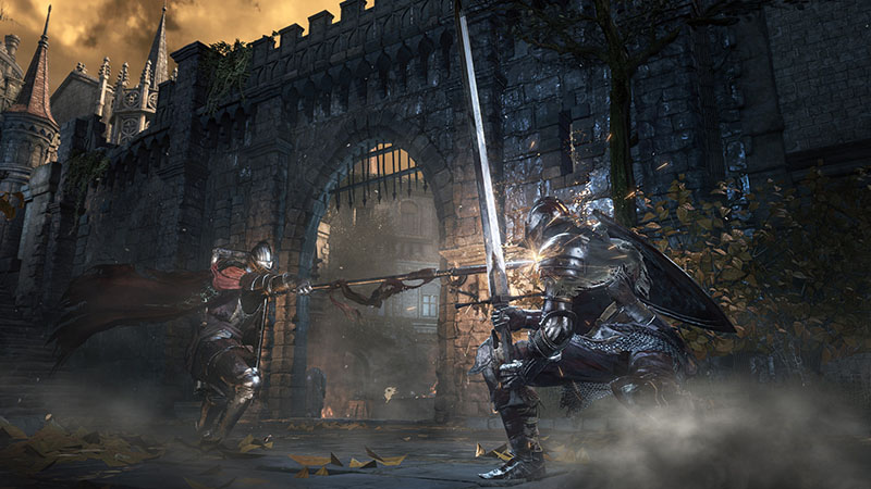 Dark Souls 3 PC Requirements Are Here, and They Are Modest