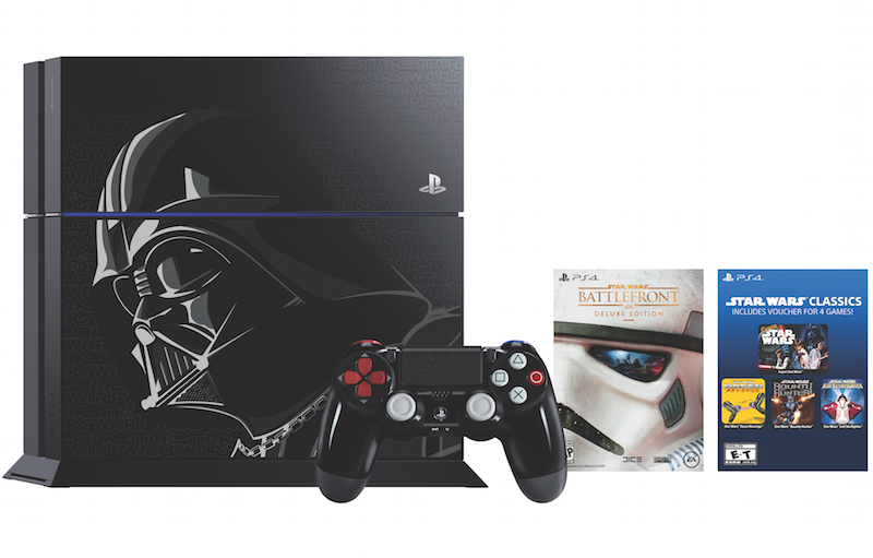 Darth Vader PS4 Coming This November