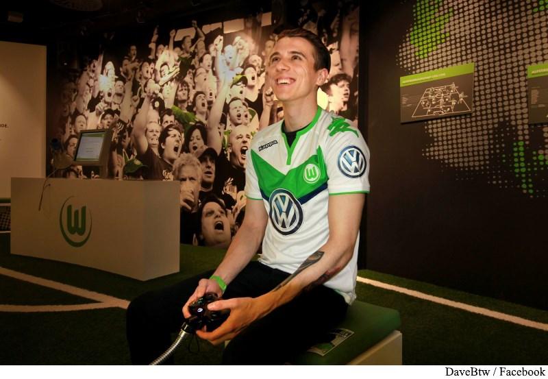 Bundesliga Club Wolfsburg Signs EA Sports FIFA Player