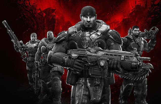 Gears of War Ultimate Edition Is 7 Times Bigger Than the Original
