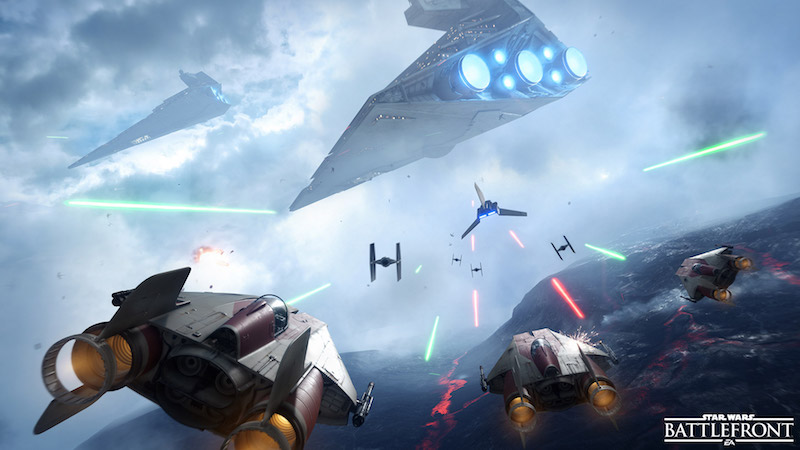 Star Wars Battlefront Beta: Is It the Game You've Been Looking For?