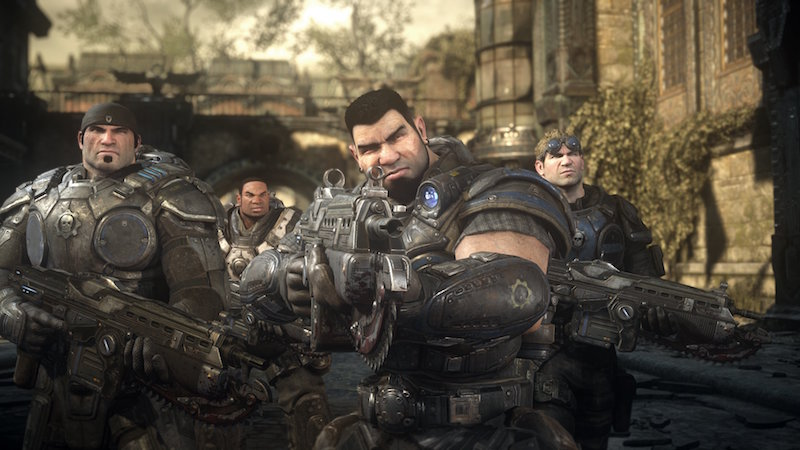 I Played Gears of War: Ultimate Edition on Windows 10 So You Don't