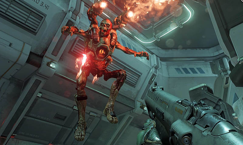 Doom Reboot Will Have Keycards, Weapon Mods, and More: Report