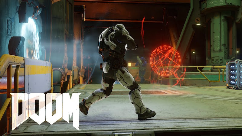 Doom Multiplayer Beta Is a Love Letter to Old School Gaming