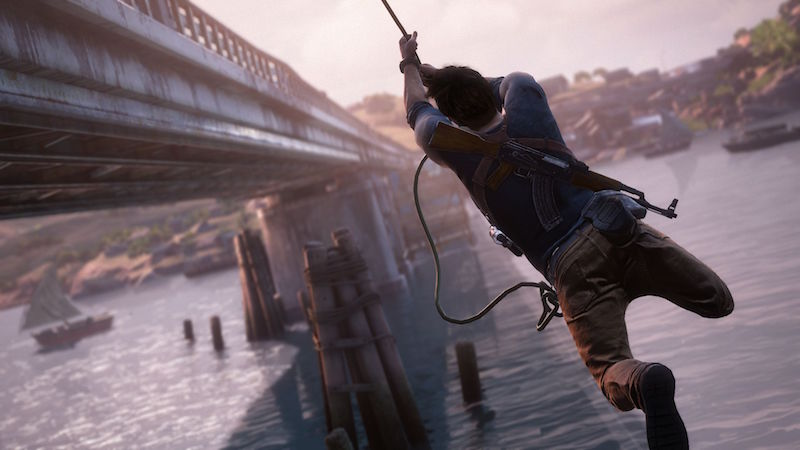 PS4-Exclusive Uncharted 4 Up for Pre-Orders in India