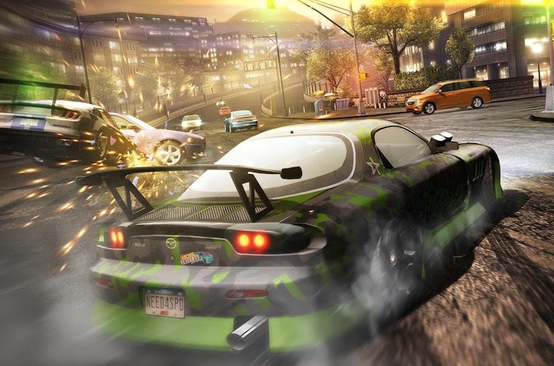 Need for Speed No Limits Finally Released for Android and iOS