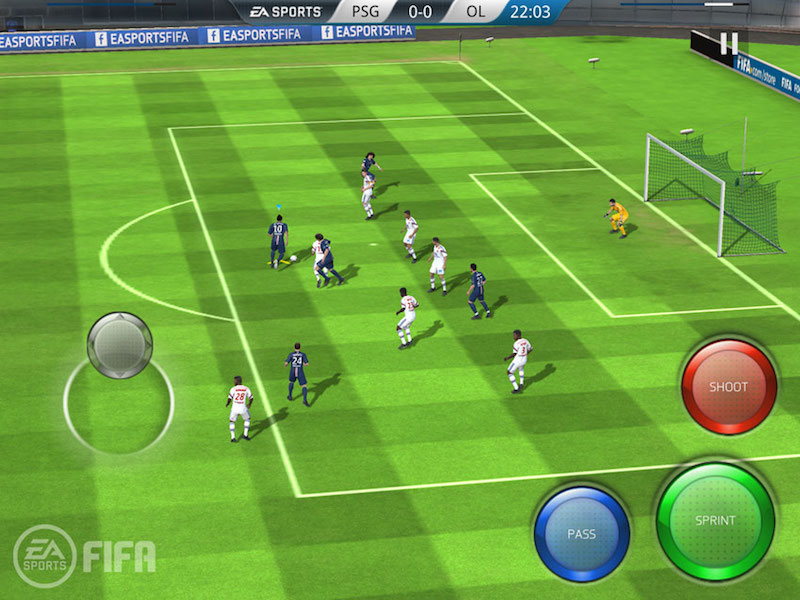 EA Sports FIFA Coming to Android and iOS on September 22