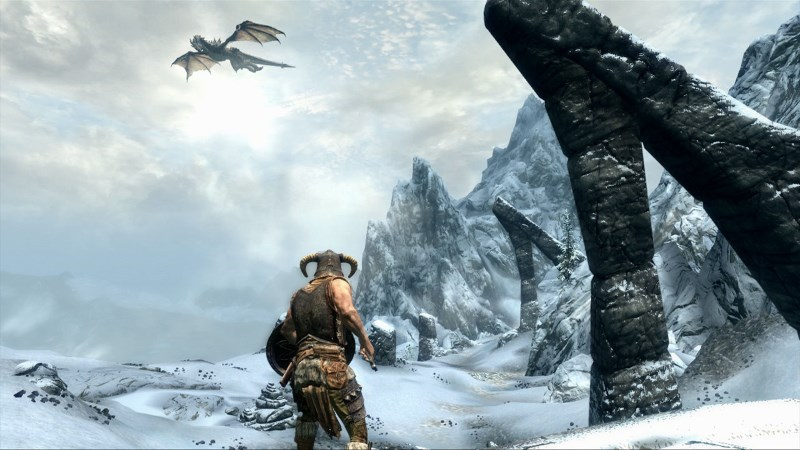 Massive New Skyrim Mod Took Over 3 Years to Make