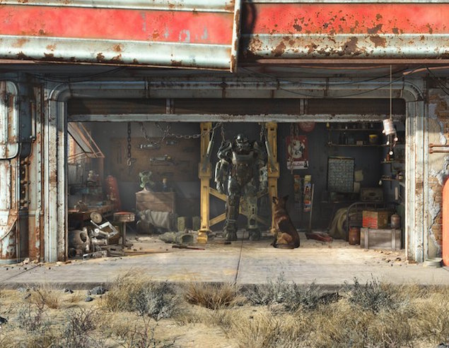 Fallout 4 Announced for PC, PS4, and Xbox One