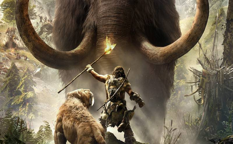 Far Cry Primal Will Take You to the Stone Age