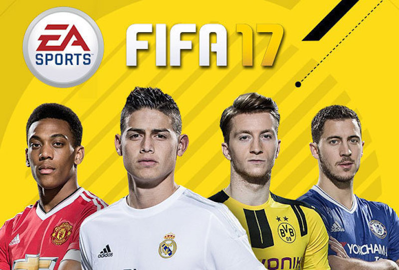 EA Explains FIFA 17 Player Ratings