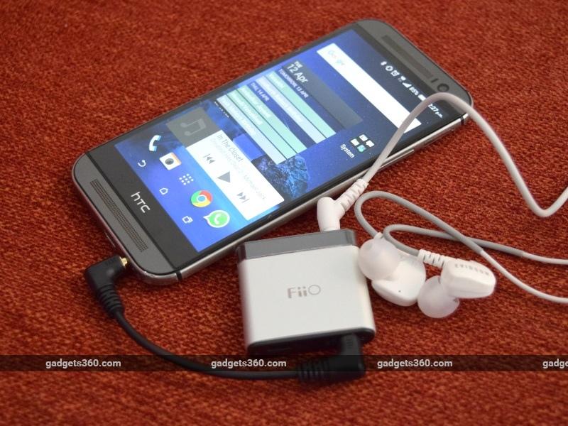 FiiO A1 Portable Headphone Amplifier Black
