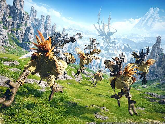 Square Enix, Konami to Focus on Mobile Games
