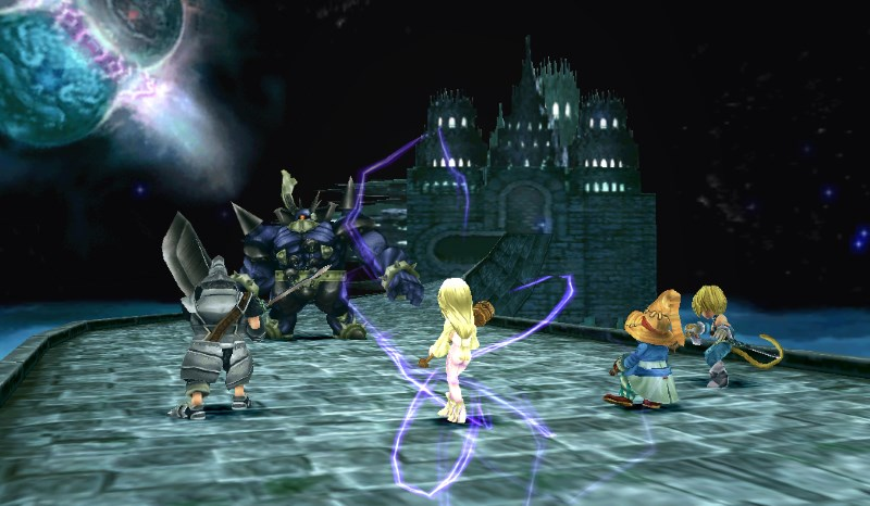 Final Fantasy IX Arrives on the PC