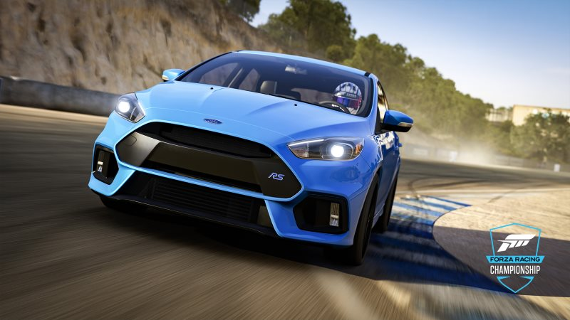 Forza Racing Championship Winner Will Get a Ford Focus RS