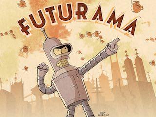Futurama: Game of Drones Mobile Game Announced by Jelly Splash Studio