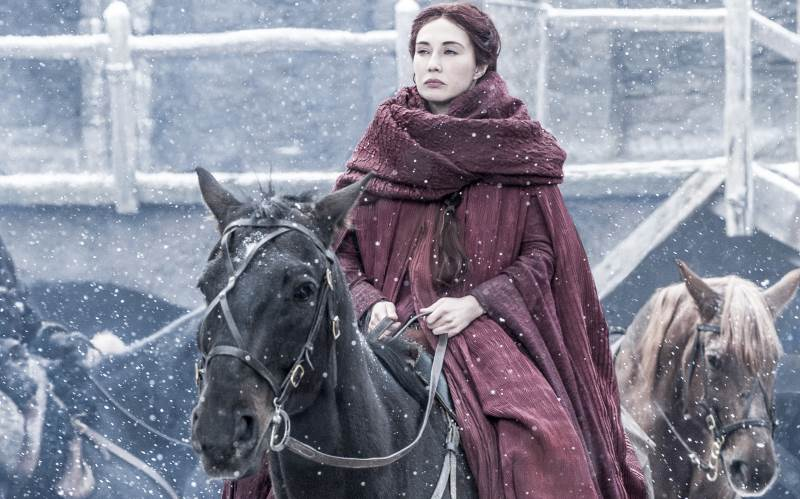 Game of Thrones S06E01: 'The Red Woman' Recap