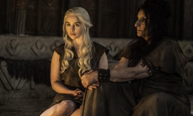 Game of Thrones S06E04: 'Book of the Stranger' Recap