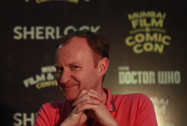 'I Am Basically Drawn to Anything Vaguely Odd': Sherlock and Game of Thrones Star Mark Gatiss