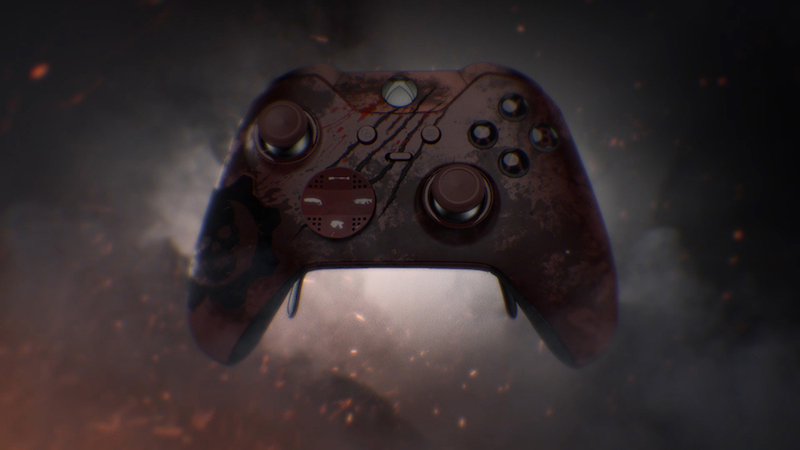 Gears of War 4 to Get Special Edition Xbox One S Console