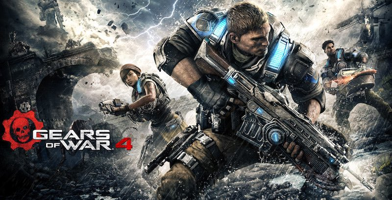 Gears of War 4 Pre-Order Gets You Every Gears of War Game for Free