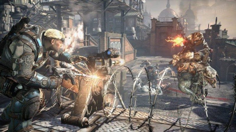 Gears of War 4 Beta Is Too Safe for Its Own Good | NDTV Gadgets360 com