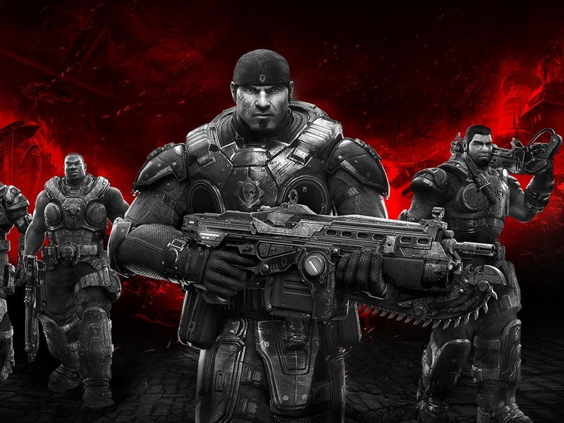 Gears of War: Ultimate Edition Now Available for Windows 10 PC