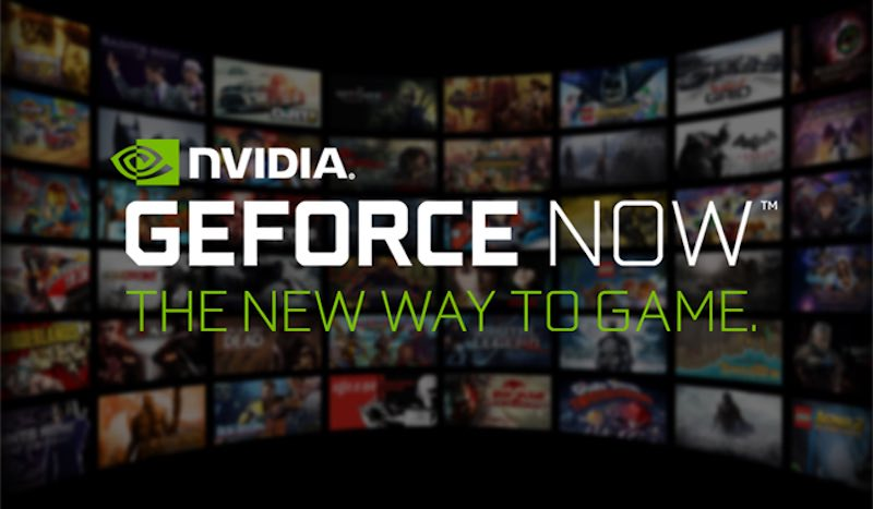 Nvidia GeForce Now Is Like Netflix and Spotify but for Video Games