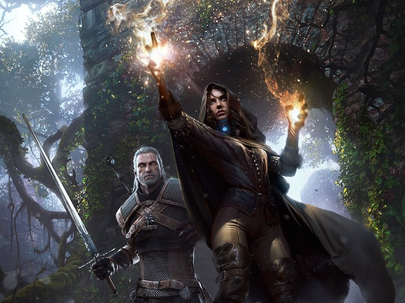 No PS4 Pro Support for The Witcher 3