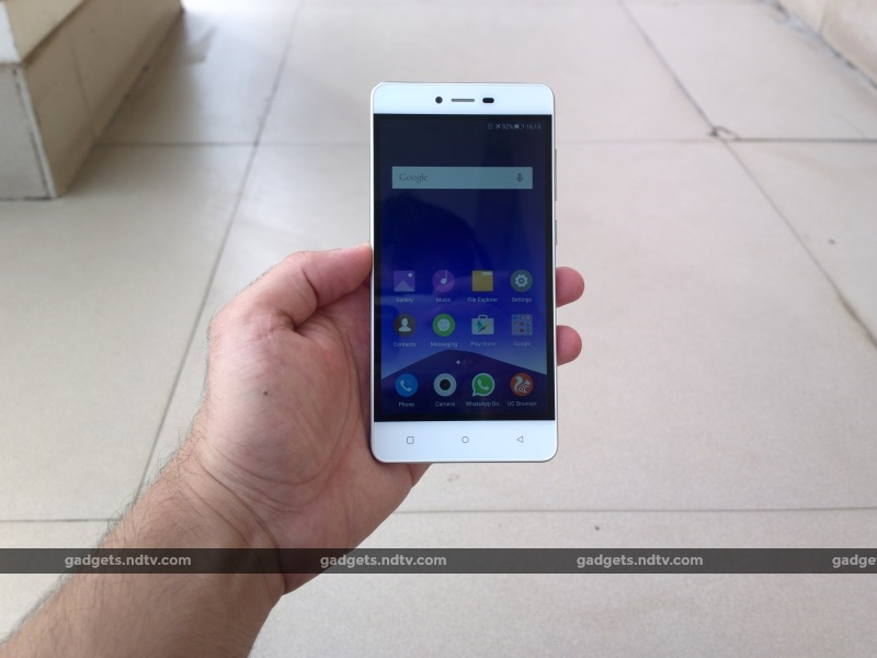 Gionee F103 Review: Not Too Special for the Price