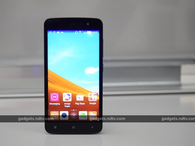 Gionee Pioneer P6 Review: Up Against Tough Competition