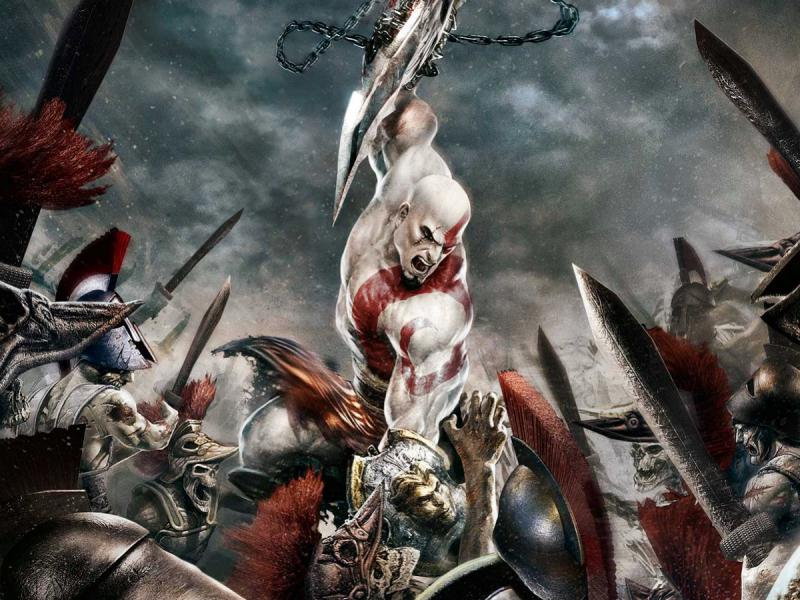God of War 4 Concept Art Leaked, Points to Norse Setting