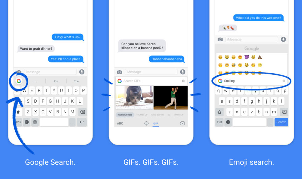 Google's Gboard Could Be the Best iPhone Keyboard Yet