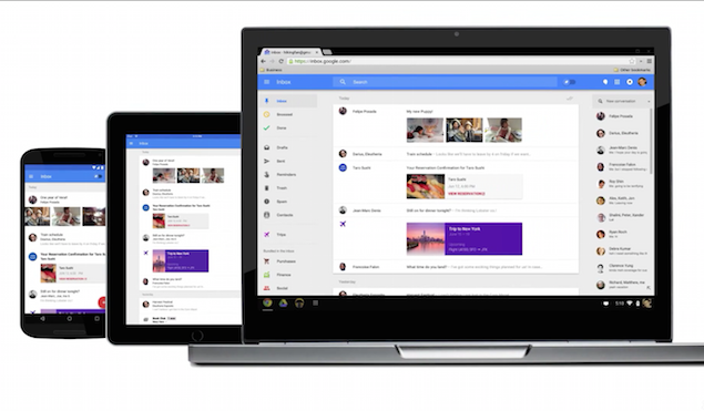 Inbox by Gmail Updated With New Features, Now Available Without Invite