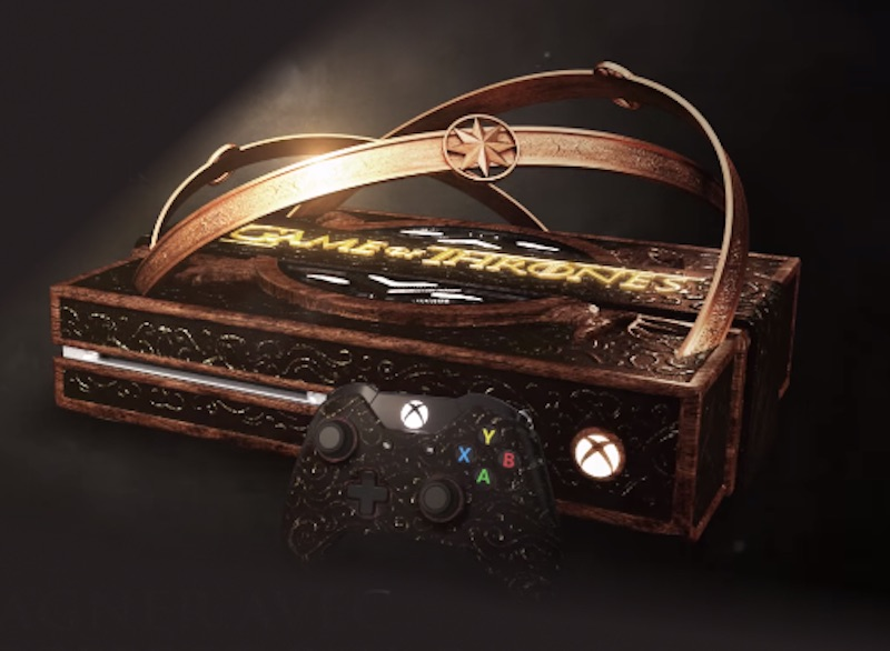 Special Edition Game of Thrones Xbox One Revealed