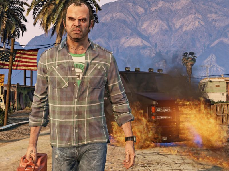 GTA Studio Boss Leaves Rockstar Games