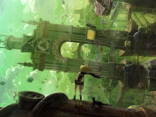 TGS 2015: Gravity Rush 2 Announced as PS4 Exclusive