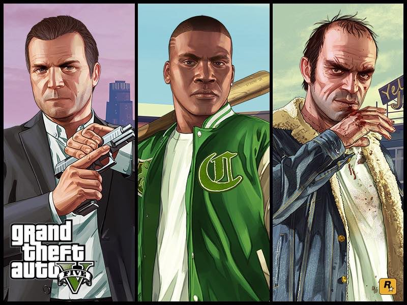 GTA V Could Be Coming to the Nintendo Switch