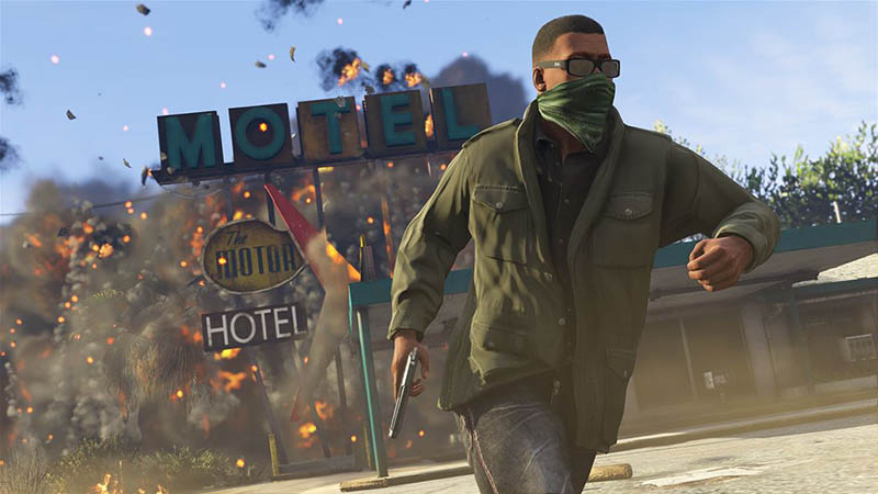GTA V Single-Player DLC Hinted at by Franklin Actor Shawn Fonteno
