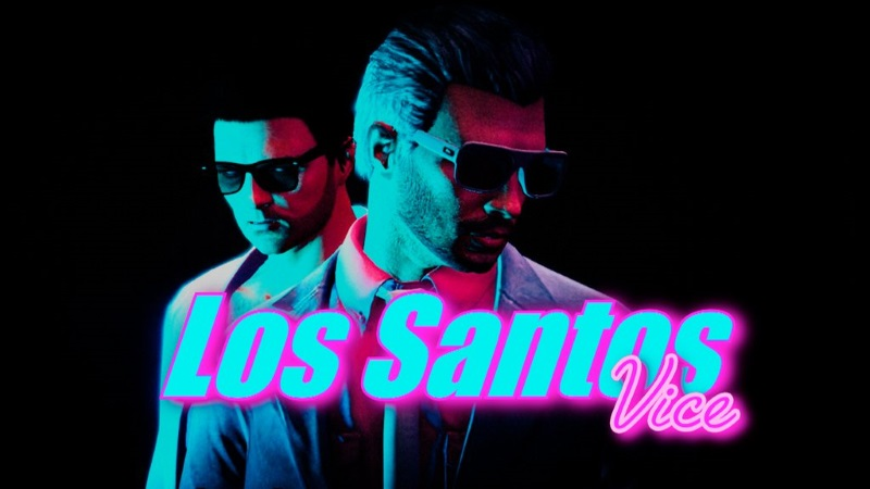 GTA V Machinima Brings Vice City to Los Santos