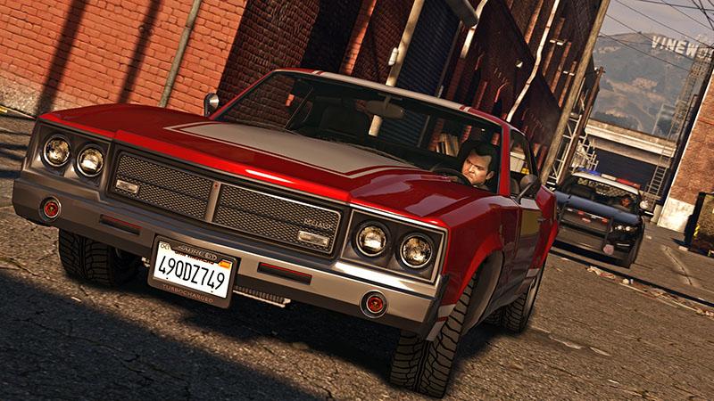 GTA V May Finally Get Single-Player DLC