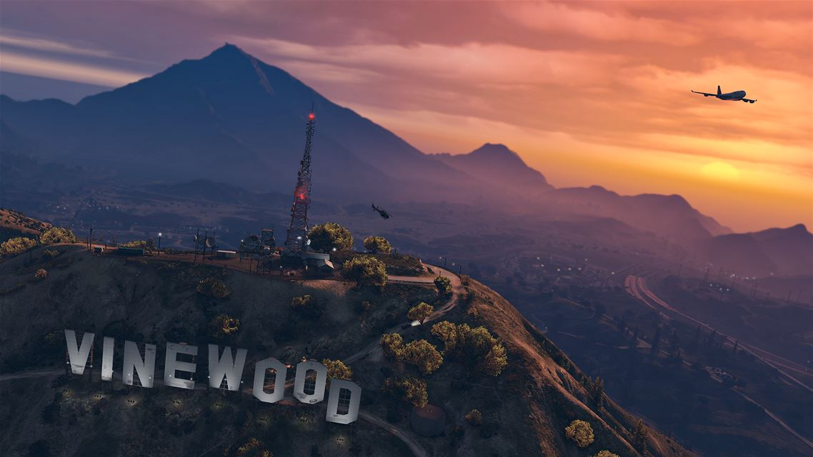 It Takes Over 6 Hours to Walk Across Every GTA Game Put Together