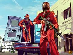 GTA V for PC Delayed