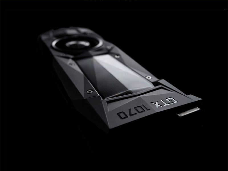 Nvidia GeForce GTX 1070 Price for India Announced