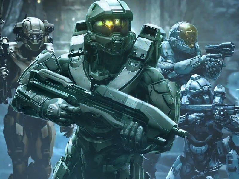343 Industries Explains Why All of Halo 5 Is Not Coming to